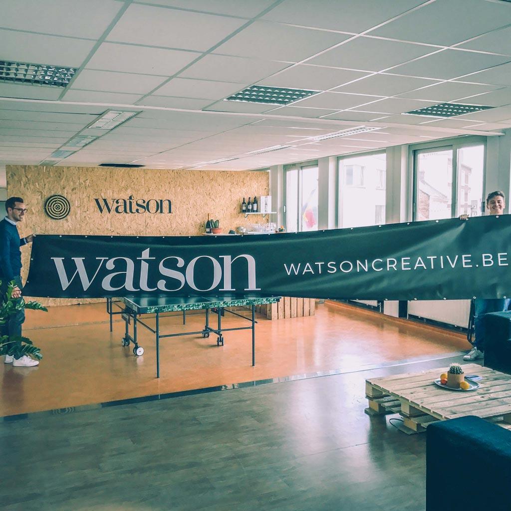 Watson crew