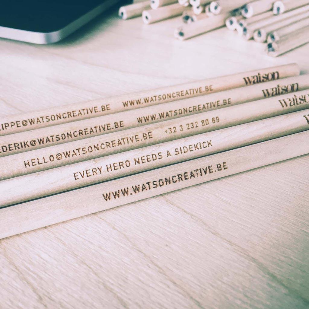 Watson pencils