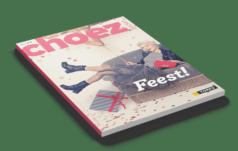 Torfs Choez magazine