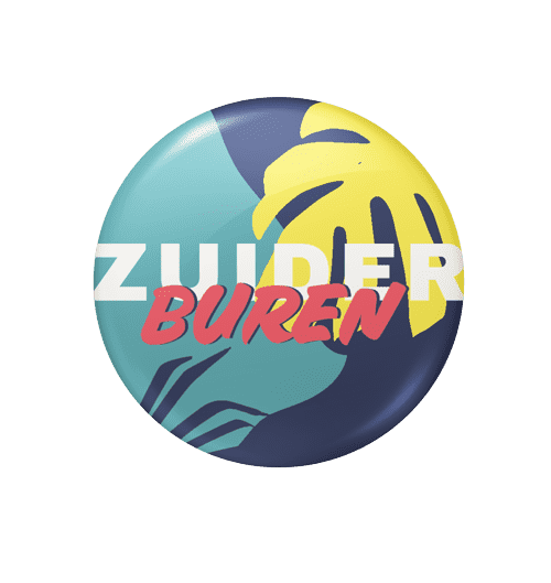 Zuiderburen badge