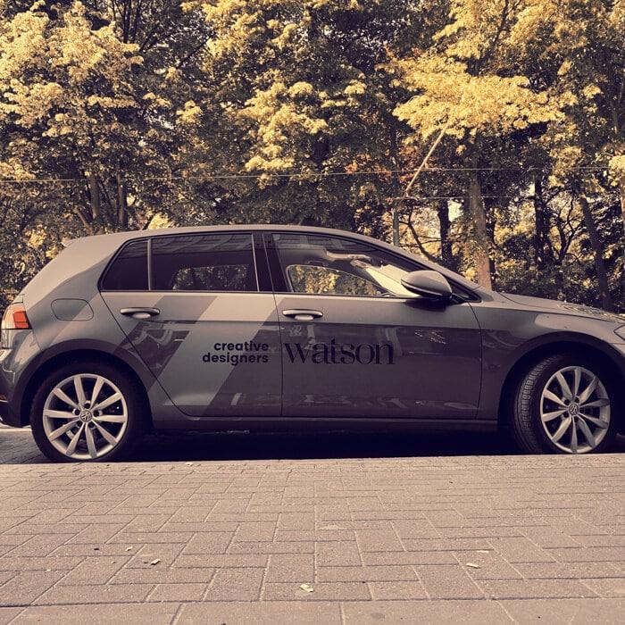Watson car