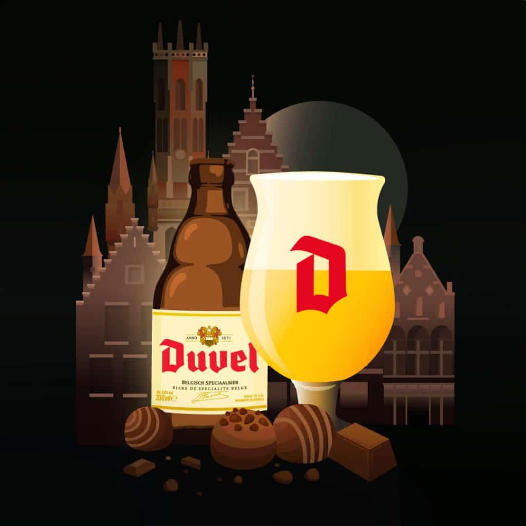 Duvel Belgische Nationale Feestdag