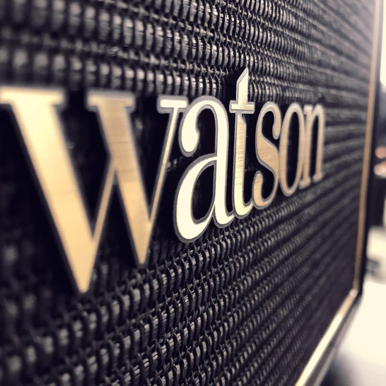 Watson speaker